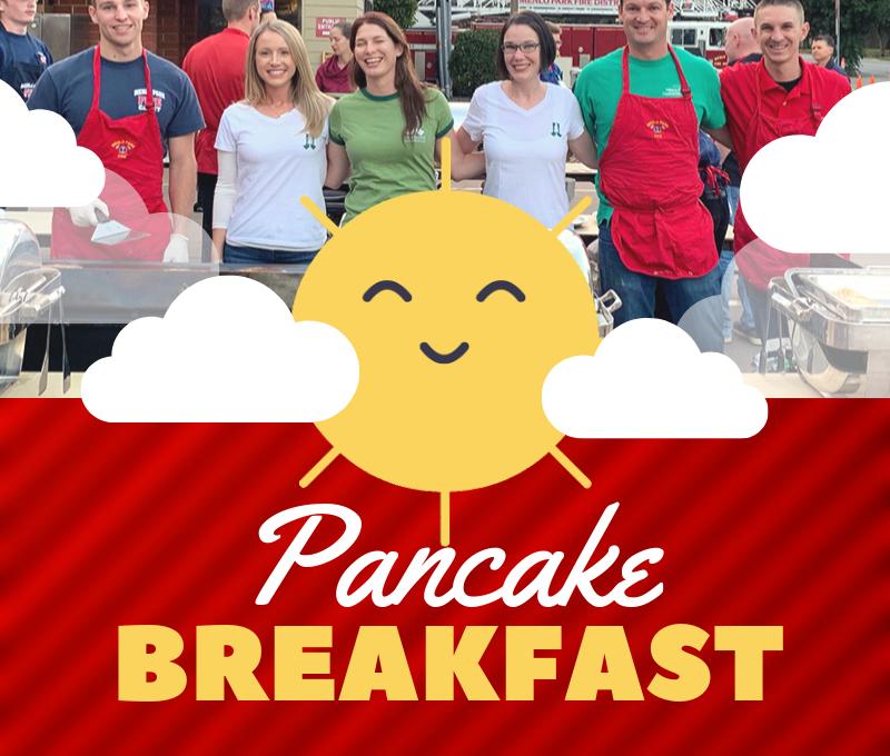 Pancake Breakfast 10-12-2019